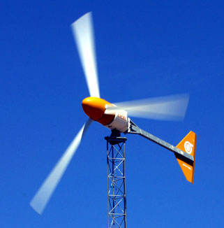 XL.1 Bergey Wind Turbine - Better Generation